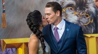 John Cena And Shay Shariatzadeh Get Married At Discreet Ceremony In Florida
