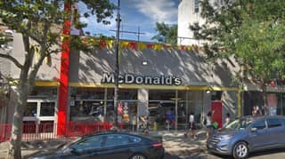 Woman, 18, Charged With Murder After Body Found On McDonald's Roof