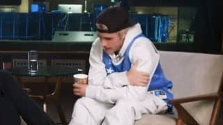 Justin Bieber Breaks Down As He Talks About Billie Eilish During Interview