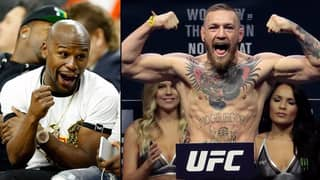 Mayweather Confirms He's Coming Out Of Retirement To Fight McGregor