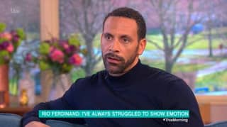 Rio Ferdinand Opens Up About How He Dealt With His Wife's Death