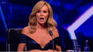 Fans Claim They Could See Amanda Holden's 'Nipples' In Yesterday's Britain's Got Talent