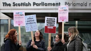 Scotland Becomes First Country To Make Sanitary Products Free For All Women