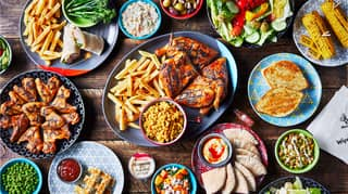 Nando's Is Giving Away Thousands Of Free Meals Every Wednesday In October