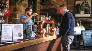 Aussies Get The Drinks In As Pubs Reopen Across Two States