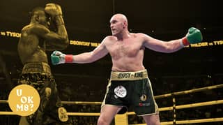 Tyson Fury: Comeback Was For 'Everyone Suffering With Mental Health Problems'