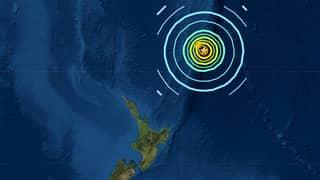 8.1 Magnitude Earthquake Sparks Major Tsunami Warning For New Zealand