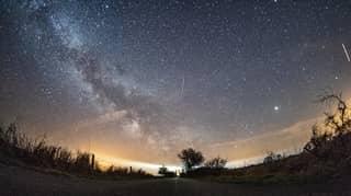 Stunning Meteor Shower To Light Up Australia's Skies This Week