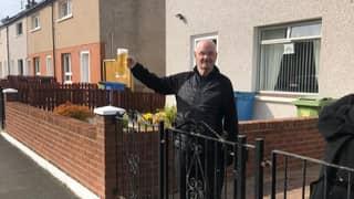 Glasgow Pub Delivering Freshly Poured Pints To Regulars In Lockdown