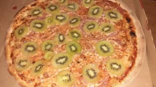 Move Over Pineapple, Kiwi Fruit On Pizza Is A Thing