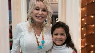 Dolly Parton 'Saved Life' Of Nine-Year-Old Actor Making Netflix Christmas Film