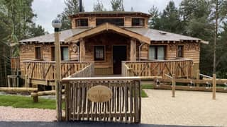 Luxury Treehouses At Center Parcs In Cumbria Are Available To Book