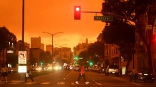 People In California And Oregon Describe 'Apocalyptic' Scenes Amid Wildfires