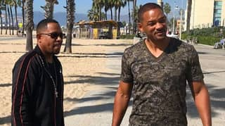 Martin Lawrence And Will Smith Reunite For Third 'Bad Boys' Movie