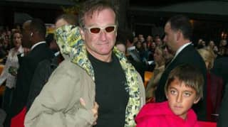 Robin Williams' Youngest Son Cody Williams Gets Married On His Dad's Birthday
