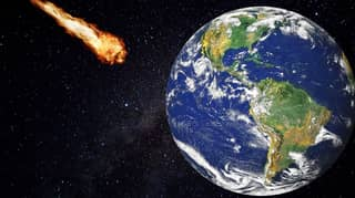 ​Asteroid 4 Kilometres Wide Could Potentially Hit Earth