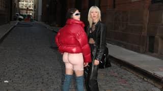 Artists Create Model Of Kim Kardashian's Bum That You Can Wear