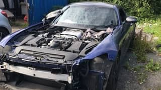 Couple Return From Holiday To Find £65k Mercedes Stripped For Parts