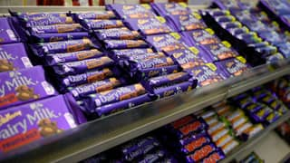 Cadbury Confirms That Its Chocolate Should Be Kept In The Cupboard