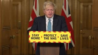 Prime Minister Boris Johnson Says You Might Need Covid Test To Attend Weddings
