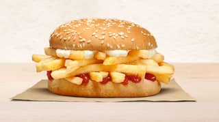 Burger King Launches Its Version Of The 'Chip Butty' In New Zealand