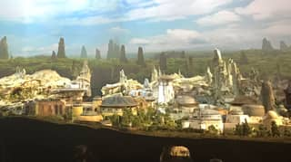 New Pictures Are Released Of Disney's 'Star Wars Land'