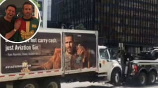 Hugh Jackman Mocks Ryan Reynolds As Company Truck Gets Towed