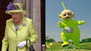 Royal Wedding 2018: Everyone Thinks The Queen Looked Like Dipsy As Prince Harry and Meghan Markle Got Hitched
