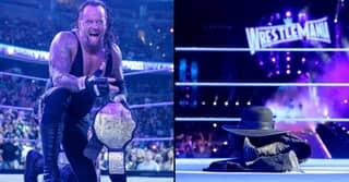 WWE Legend The Undertaker Has 'Retired As A Wrestler'