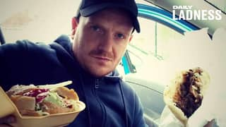 Man Takes On Charity 'Kebabathon' By Eating 60 Kebabs In One Month