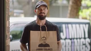 Jimmy Brings Is Doing Free Delivery Across Australia This Weekend