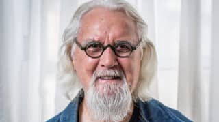 Sir Billy Connolly Says He's 'Finished With Stand-Up'