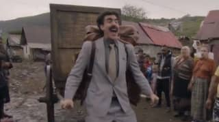 Sacha Baron Cohen Says He Started A Riot Filming Borat 2