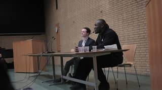 Stormzy's Lecture At Oxford University Was Peak #Knowledge