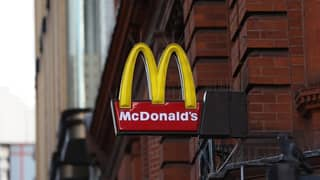 McDonald's Is Closing All Seating At Restaurants In The UK