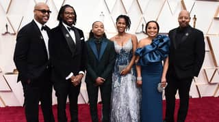 Student Who Was Told To Cut Dreads Walks Red Carpet As Oscars Guest