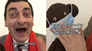 British Mr Bean Impersonator Refused To Leave Wuhan Due To Risk Of Spreading Coronavirus