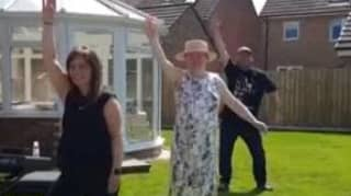 Susan Boyle Makes TikTok Debut With Dancing Video