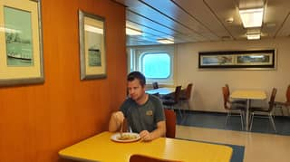 Cruise Ship Worker Stranded On 'Ghost Ship' Due To Pandemic