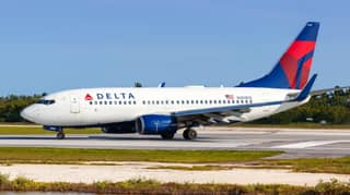 Delta Air Lines ​Flight Delayed After Two Passengers Refuse To Wear Face Masks