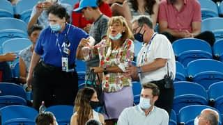 Drunk Australian Open Fan Escorted From Stadium After Slagging Off Rafael Nadal