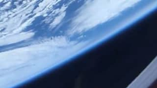 Astronaut Victor Glover Shares Video Of Earth View From SpaceX Capsule