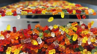 Workers Sent Home Following Covid-19 Outbreak At Haribo Factory In Yorkshire