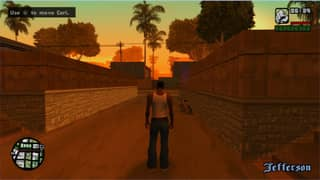 Grand Theft Auto: San Andreas Voted Best PS2 Game of All-Time