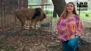Director Behind Tiger King Documentary Responds To Carole Baskin's Backlash