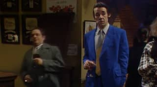 Del Boy Falling Through Bar Voted Best TV Moment Of All Time