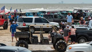Nearly 200 People Arrested At Jeep's Go Topless Event In Texas