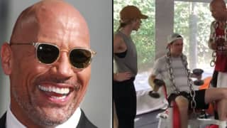 The Rock's Attempt At An English Accent Is The Worst Thing Ever