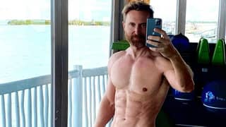People Shocked At How Ripped David Guetta Is At 53