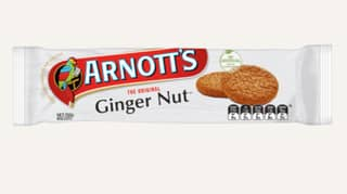 Arnott's Ginger Nut Biscuits Have A Different Recipe, Colour, Texture And Taste Across The Country